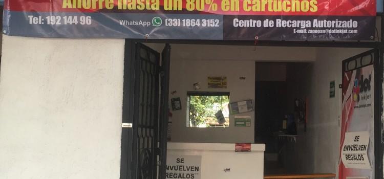 Recargamos tus cartuchos en Zapopan, Jalisco